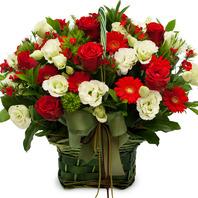 꽃바구니(꽃행복170호)